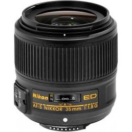 Nikon AF-S Nikkor 35mm f/1.8G