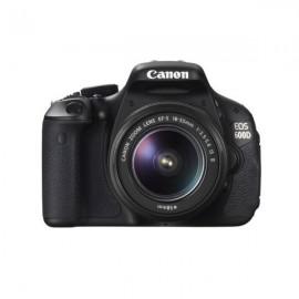 Canon EOS 600D + 18-55