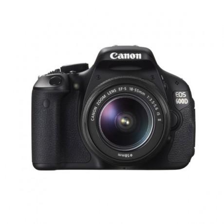 Canon EOS 600D Kiss X5 - Rebel T3i