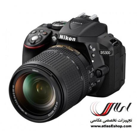 Nikon D5300 - 18-140mm
