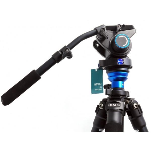 سه پایه دوربین - اطلس : دوربین عکاسی کانن ، نیکون و سونیسه پایه Benro A3573 FS6