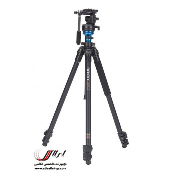 سه پایه دوربین - اطلس : دوربین عکاسی کانن ، نیکون و سونیسه پایه Benro A2573 FS4