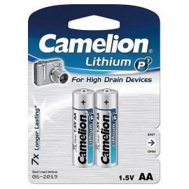 باتری قلمی لیتیوم کملیون