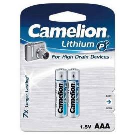 باتری نیم قلمی لیتیوم کملیون