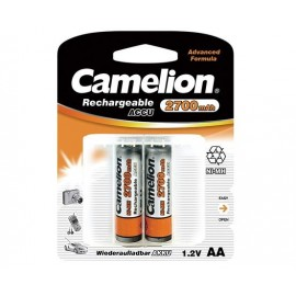 باتری قلمی قابل شارژ 2700 کملیون