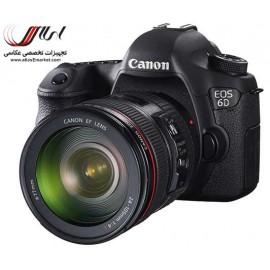 دوربین عکاسی حرفه ای - اطلس : دوربین عکاسی کانن ، نیکون و سونیCanon EOS 6D
