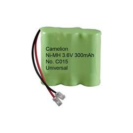 باتری تلفنی سوکت دار کملیون C015