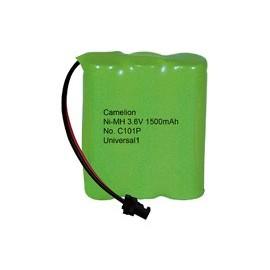 باتری تلفنی سوکت دار کملیون C101p