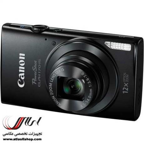 Canon PowerShot ELPH 170 IS - IXUS 170
