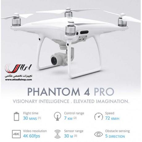 هلی کوپتر فانتوم DJI Phantom 4 Pro Quadcopter