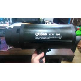 کیت کامل فلاش چتری 500 ژول Oubao